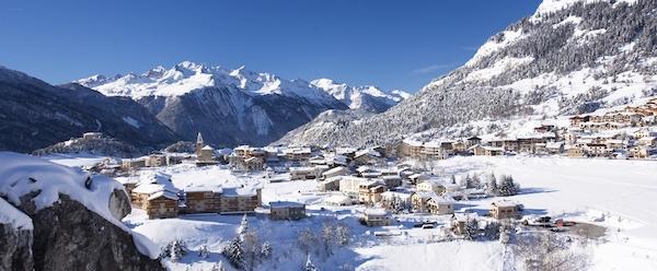 Village d'Ausois